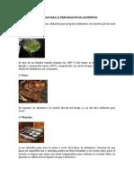 TECNICAS PARA LA PREPARACION DE ALIMEMTOS.docx