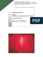 [DE] ECM 2.0 - die Zukunft dokumentenbezogener Technologien | Ulrich Kampffmeyer | 2007