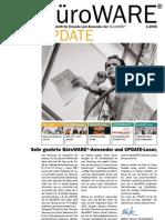SoftENGINE Update 02.2006 - Die Zeitschrift für Freunde und Anwender der BüroWARE und der WEBWARE