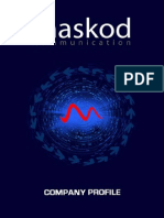 Company Profile Maskod
