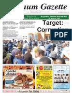 Platinum Gazette 22 August 2014