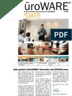 SoftENGINE Update 02.2007 - Die Zeitschrift für Freunde und Anwender der BüroWARE und der WEBWARE