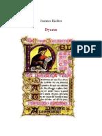 Dyaeus - über die Farbcodes der Prachtbibeln