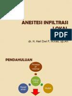 BAB 12. Anestesi Infiltrasi Lokal