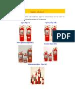 Equipos Extintores