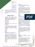 Revisão Geral de Termologia