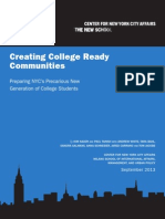 Creating College Ready Communities