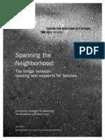 Spanning the Neighborhood