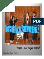 Teoria Acto Parlamentario 2