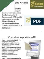 Aula 3 Arquivologia - Registros Informatizados