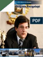 Biografía Dr. Elvis Delgado Bacigalupi