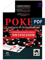 A Essencia Do Texas Holdem Livro