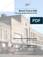 Brent Town Hall PLanning Brief