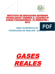 Gase Reales