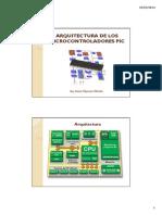 2. Arquitectura de Los Microcontroladores