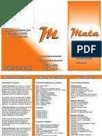 Folder Meta Treinamentos
