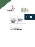 Argentometria.pdf - 2013