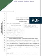 14-08-21 Order Denying Samsung's Alice-based Motion
