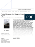 5.12.14 PW Review of To the Mountain by Phyllis Barber