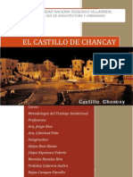 Castillo de Chancay Informe[1]