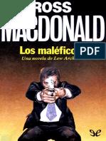 Macdonald, Ross - [Lew Archer 7] Los Maleficos [16094] (r1.0 Gertdelpozo)
