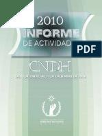 2010CNDH
