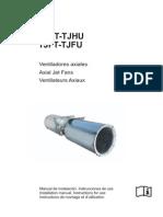 Manual Instalacon Jet Fan Tjht u Tjft u (10!06!13)