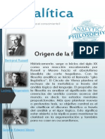 Filosofía analítica