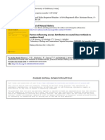 MOREIRA Et Al, 2010. Factors Influencing Anuran Distribution in Coastal Dune Wetlands in Southern Brazil