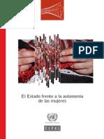 El Estado Frente Autonomia Mujeres WEB