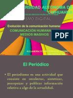 La Comunicación Humana Por Medios Masivos