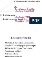 Methodes d'Elaboration