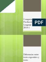 Semana 1 CPL2 Sesión 1a Contenido 2014-1 (1)