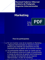 Marketing 2012