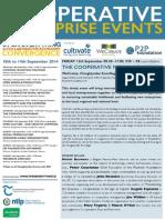Cooperative Enterprises Event LS