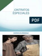 contratos especiales