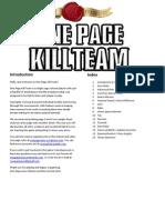 1 Page Kill Team v0.13.2