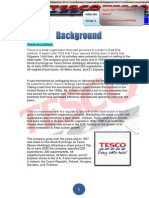 Tesco Case Solution