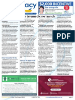 Pharmacy Daily for Fri 22 Aug 2014 - $9m telemedicine launch, GP co-pay plan revealed, GMiA ceo steps down, Sanofi new leaders, and much more