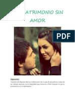 Un Matrimonio Sin Amor