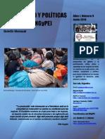 Boletín N° 5 Nodo Género y Políticas de Equidad