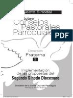 Sobre Consejos Pastorales Parroquiales en Rancagua