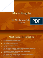 Michelangelo Final Power Point