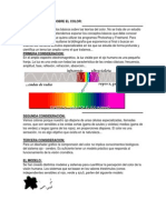 Nociones Basicas Sobre El Color