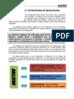 Objetivos y Estrategias de Negociación - Texto 02a