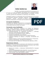 Presentación de Ing. Johnny Del Valle - Facilitador 2014