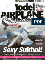 Tamiya Model Airplane 006