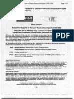 Fordham, Hudecki June 2 2014, Reasons 3399 Fails Students