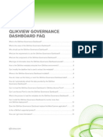 Data Governance FAQ