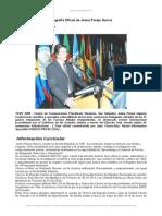 Biografia Jaime Parejo Garcia